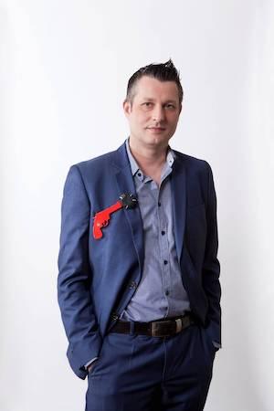 Dirk Allgaier, Geschäftsführer arnoldsche Art Publishers