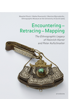 Mareile Flitsch (ed.) ENCOUNTERING – RETRACING – MAPPING