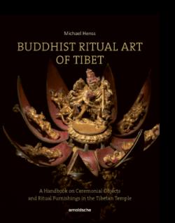 arnoldsche Buddhist Ritual Tibet Handbook Buddhism Art Michael Henss