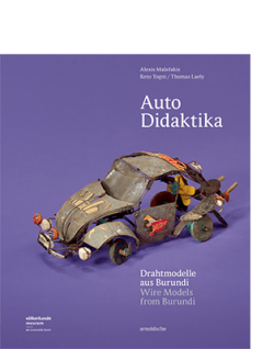 Alexis Malefakis / Reto Togni / Thomas Laely AUTO DIDAKTIKA