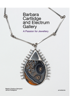 Beatriz Chadour-Sampson / Janice Hosegood BARBARA CARTLIDGE AND ELECTRUM GALLERY