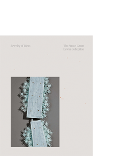 Ursula Ilse-Neuman / Cooper Hewitt|Smithsonian Design Museum (eds) JEWELRY OF IDEAS|||