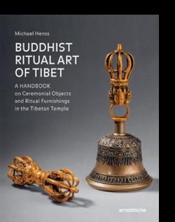 arnoldsche Buddhist ritual art tibet michael henss