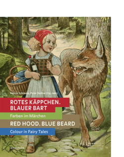 arnoldsche Farben Märchen Colour Fairy tale Grimmwelten Grimm World Schimma Stohler Kassel Blaubart Rotkäppchen Riding Hood Blue beard