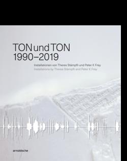 arnoldsche Tonundton Theres Stämpfli Peter K Frey Kontrabass Keramik Kunst Sound Art